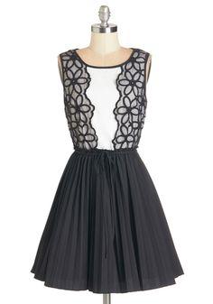 Spin onto the Scene Dress