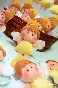 Atelier - Boutique D' Caroline: anjo