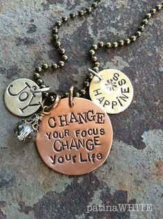 Change ur focus change ur life x