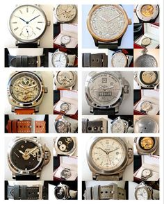 UHRGESICHT- mechanische Armbanduhren-Unikate | Made in Germany | VIELFACH Berlin Das Kreativkaufhaus | Berlin