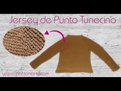 Tunisian crochet seamless sweater started from the neck Tunisian Crochet Patterns, Elsa, Crochet Hats, Stitch, Sweaters, Crafts, India, Google, Dress