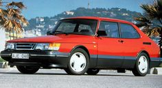 Saab 900 Turbo. Why have I always loved them? I guess because they are hideous, and my soccer coach once drove through a monsoon while drunk and got me home safely. I was 9 years old, but the car overcoming the idiot driving it always impressed me.