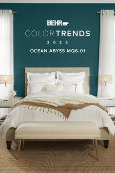 Inspired by the allure of the deep sea, Ocean Abyss adds intrigue to any space.