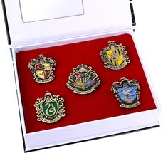 Category: Novelty & Special Use. Button Ornaments, Slytherin And Hufflepuff, Harry Potter Hogwarts, Costume Accessories, Porsche Logo, Brooch Pin, Badge, Metal, February