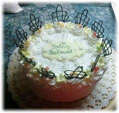 Oroszkrém torta - Süss Velem.com
