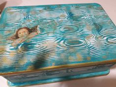 Tray, Painting, Home Decor, Decoration Home, Room Decor, Painting Art, Paintings, Painted Canvas, Drawings