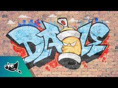 GIMP Tutorial: Impose a Graphic Onto a Brick Wall - YouTube