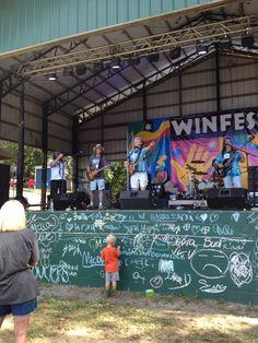 Winfest....Winslow, AR