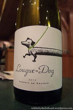 Longue Dog Wine