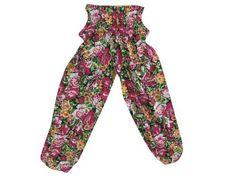 Womens Harem Yoga Pants Jumpsuit Floral Cotton Capri Trousers Mogul Interior,http://www.amazon.com/dp/B00CU9UBTO/ref=cm_sw_r_pi_dp_f.wQrb8CA94642BF