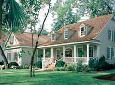 love the look of this eastern shore cottage