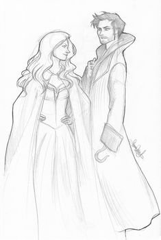 Emma and hook art is perf