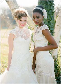 Popular Vintage Bridal Hairstyles