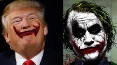 5 similarities between Donald Trump and Joker
