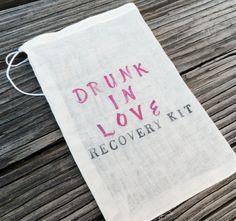 10 Hangover kits recovery kit bachelorette by EverlongEvents