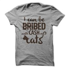 I Can Be Bribed – Light Version T Shirt, Hoodie, Sweatshirts - hoodie #shirt #hoodie