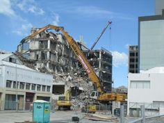 Demolition #work is in under #construction.