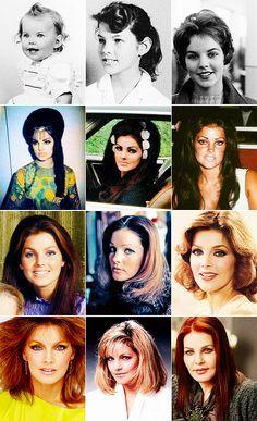 Priscilla - Over The Years | Priscilla Presley life | Pinterest | Priscilla Presley, Beauty and Life