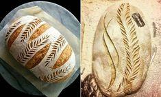Sourdough Recipes, Sourdough Bread, Bread Recipes, Festive Bread, Bread Without Yeast, Patisserie Design, Bread Art, Just Eat It, Fresh Bread