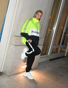 Cool Street Fashion, Street Chic, Street Style, Street Wear, Barclays Center, Russell Wilson, Celine Dion, Meghan Markle, Justin Bieber