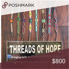 NOW AVAILABLE in @amihan_artisans Flat woven thread bracelets are now available for sale at @amihan_artisans closet! Please check them out & help families in need! Amihan Artisan Collection  Jewelry Bracelets