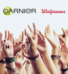 Garnier wants you to be the VIP we know you are!  Enter at www.garniermusic.com for a chance to win 2 VIP tickets to your favorite festival this summer. Repin for an additional entry.