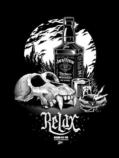 RELAXXX by Laval Jonathan, via Behance