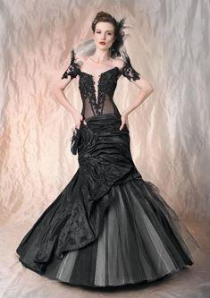 Robe De Mariee Gothique Romantique 50 Remise Www Boretec Com Tr