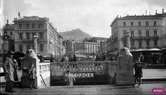 H οδός Πατησίων 100 χρόνια πριν, με τον φακό της ΕΡΤ [εικόνες] | iefimerida.gr