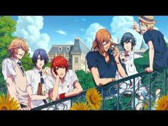 Uta no Prince-sama - Maji Love 1000% [German Fancover] - YouTube