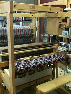 in the loom