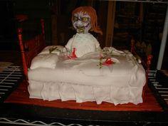 5. Exorcist Cake