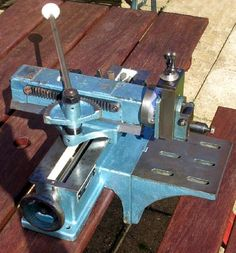 homemade metal shaper - Google Search