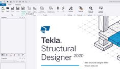 Tekla Structures Design Suite 2020 Free Download