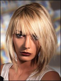 Unsere TOP 20 Blonde Damenfrisuren   Einfache Frisuren