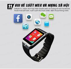 Đồng hồ thông minh Smartwatch DZ09 Mô tả sản phẩm GIỚI THIỆU CHUNG DZ09 được thiết kế cực kỳ sang trọng, bắt mắt . Mặt trước sử dụng vật liệu kim loại, các góc cạnh được làm tỉ mỉ , màn hình 1.56″ ...