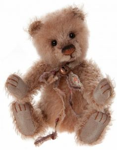 Charlie Bears Minimo Collection 2015 Diddy Bear