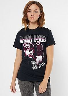 Black Crew Neck Snoop Doggy Dog Graphic Tee Black Turtleneck, Black Knit, Cheap Clothing Websites, Tummy Control Leggings, Black Tie Dye, Free Black, Off Black, Cable Knit Sweaters, Skinny Fit