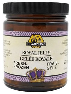 I love royal jelly for my skin and hormones.   Click for More information on the health benefits of royal jelly