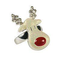 Ring | SIX | Jingle Bells #xmas #christmas #six #jewelry #winter