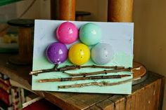 Easter Nest Craft