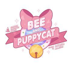 Resultado de imagen para bee and puppycat logo