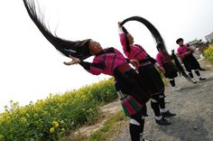 The cheap secret to growing the longest hair in the world - The Yao Women - Fermented rice water