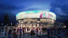 Populous Wins Competition to Design Bristol's £90 Million Arena