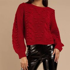 Amazing Solid Color Knit Sweater for Women on Newchic, there is always a plus size cardigan sweaters that suits you! Plus Size Cardigans, Cardigans For Women, Floral Print Maxi Dress, Cable Knit Sweaters, Latest Fashion Trends, Sweater Cardigan, Balloon, Sleeves, How To Wear