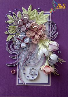 *QUILLING ~ by: Neli Quilling Art
