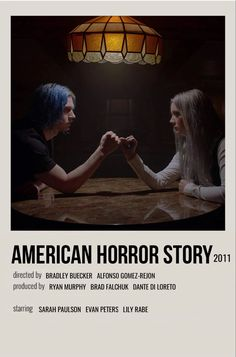 Iconic Movie Posters, Iconic Movies, Film Posters, American Horror Story Characters, Ahs Cult, Film Poster Design, Polaroid, Music Covers, Minimalist Poster