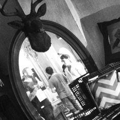 Espejo de venado