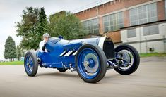 The Fire-Breathing 1924 Bequet Delage | The Old Motor