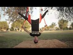 Aeroyoga Institute Esencia - YouTube